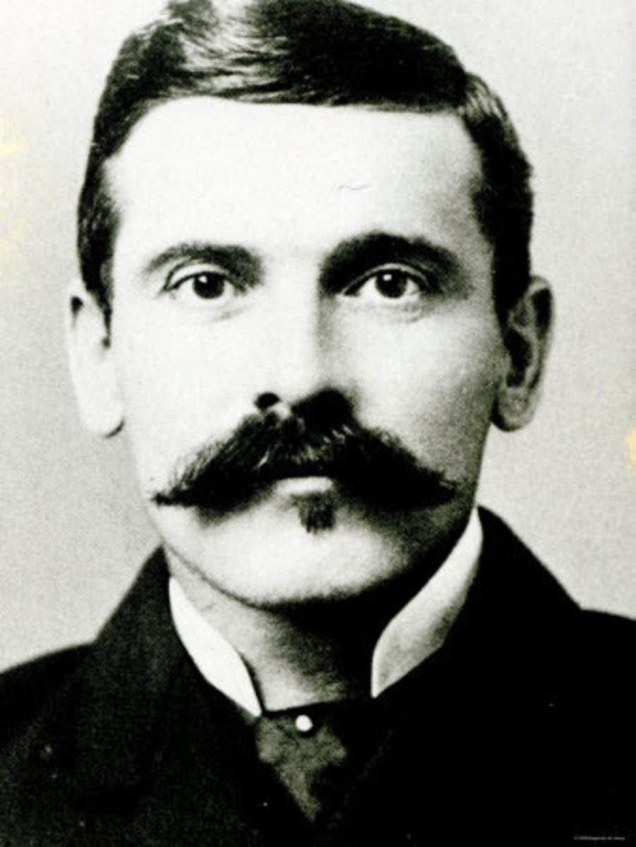 Doc Holliday, c.1882