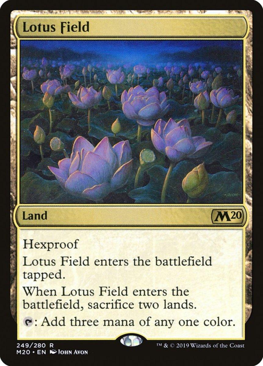 Lotus Field mtg
