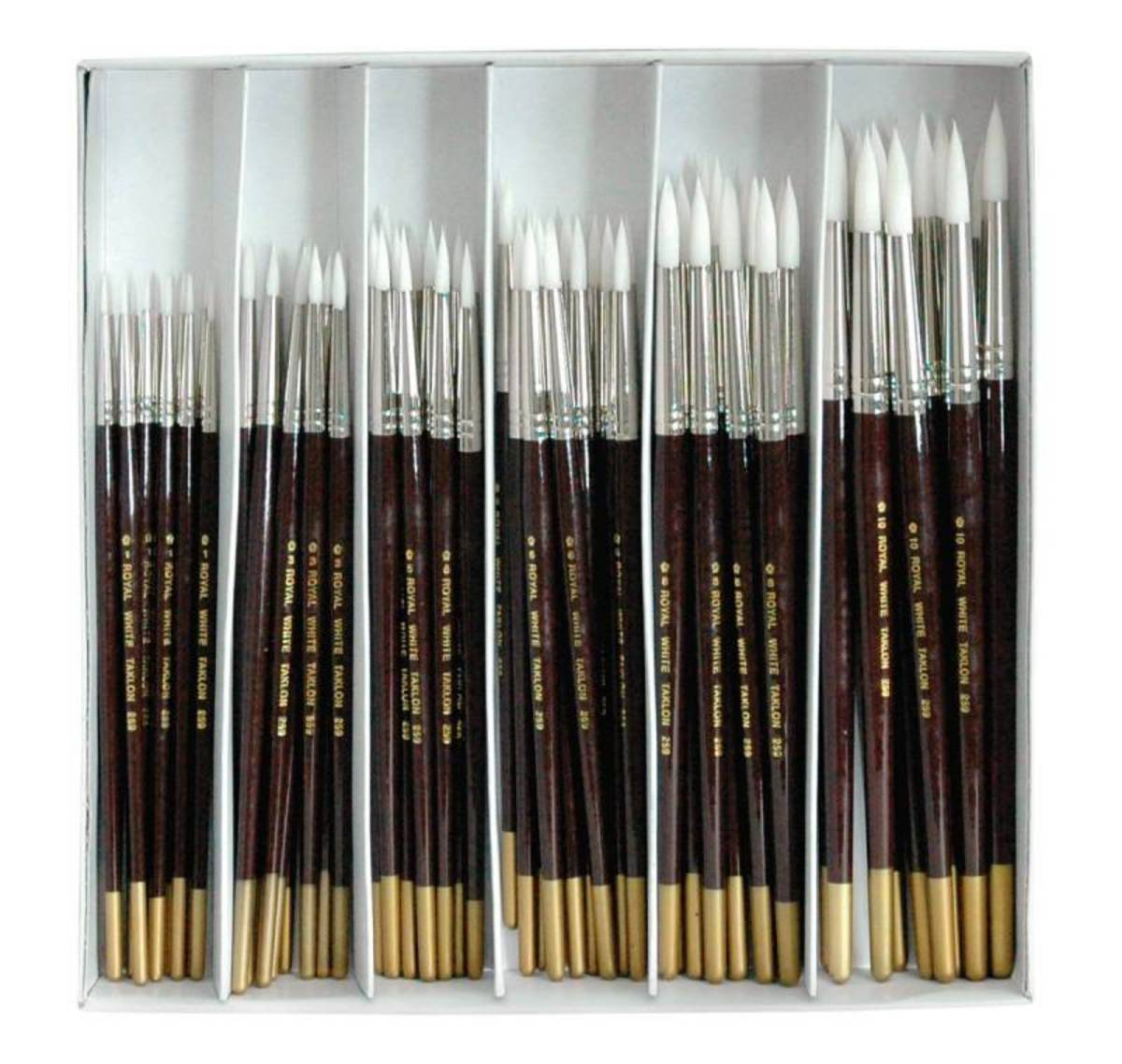 This type of brush works very well.