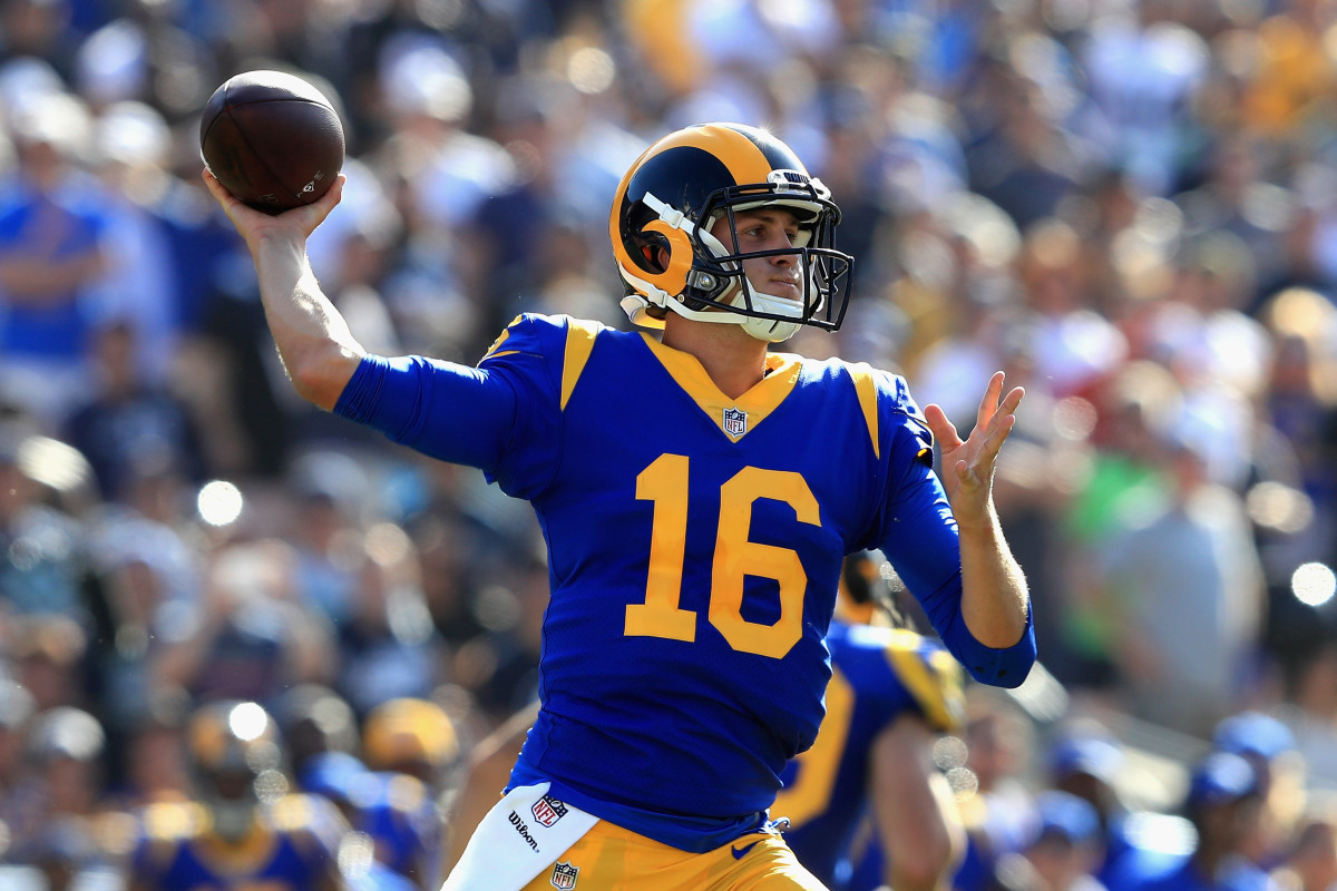 15 Best Quarterbacks for the Los Angeles Rams