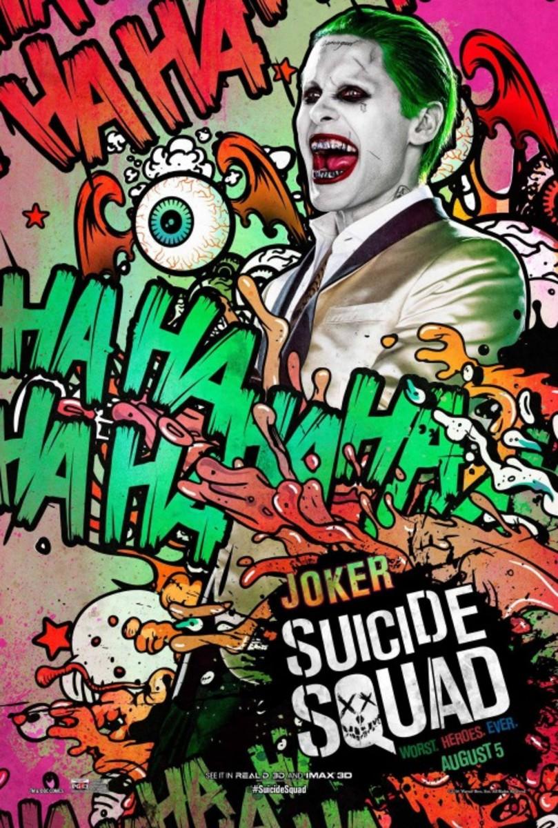 Suicide Squad (2016) Movie Review