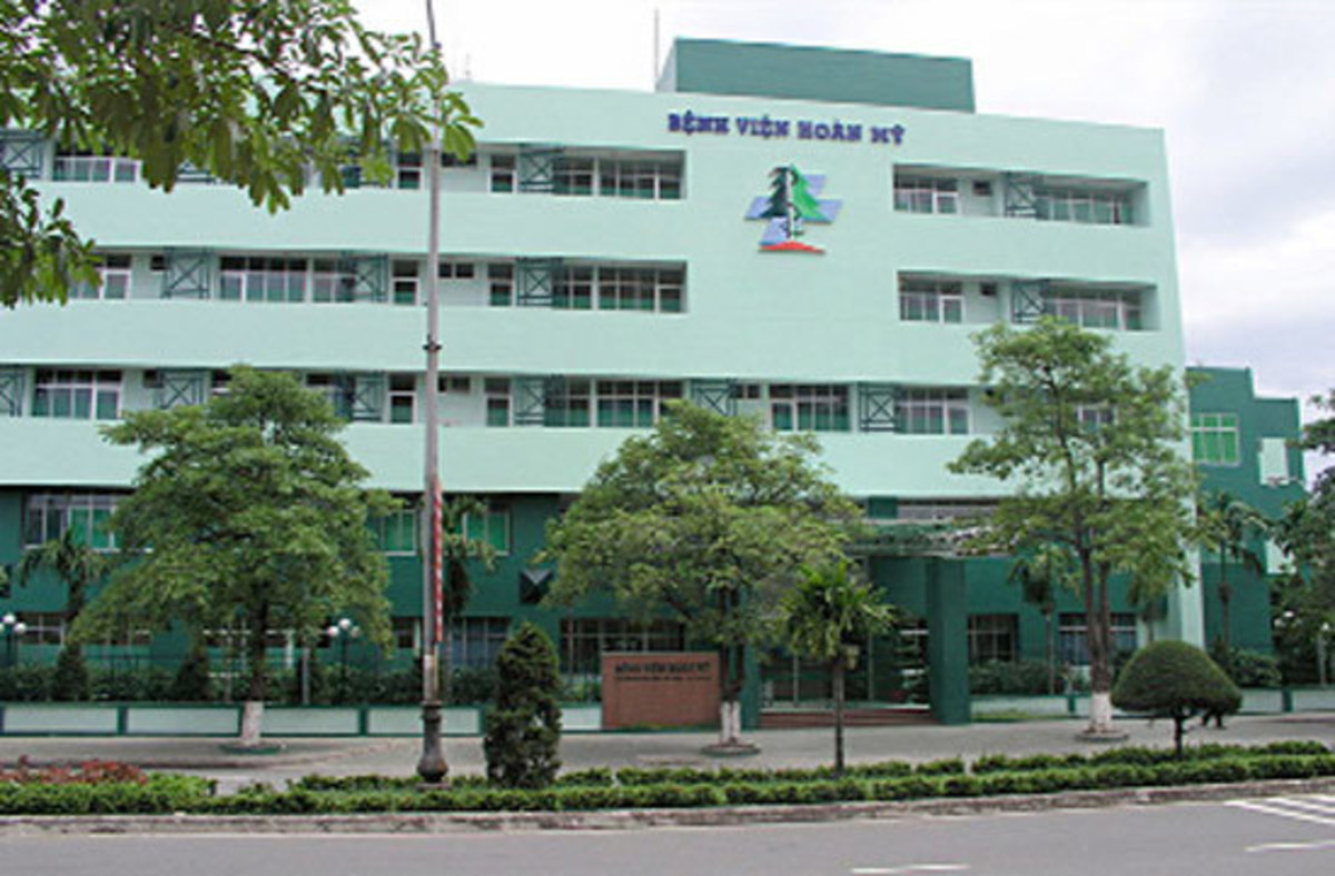 Hoan My Hospital in Danang, Vietnam