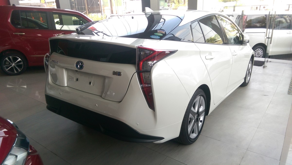 Prius 4th generation
