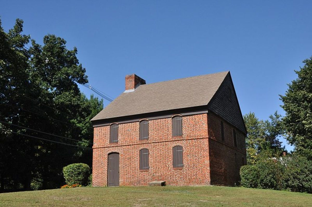Dotson House 1697