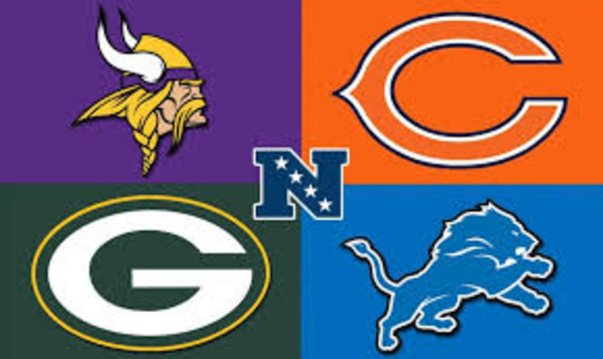 The Vikings and Packers were fighting for the division last year until the Packers clinched it late in the season. The Bears continued to have QB troubles while the Lions had trouble with the refs.