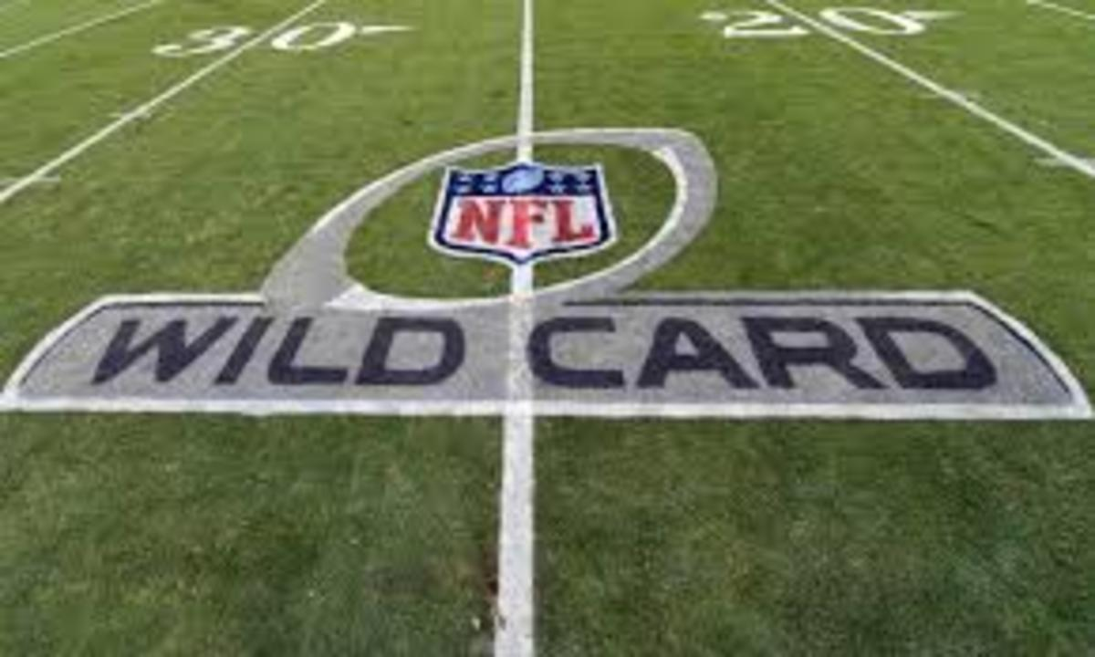 Last years wild card teams for the AFC were the Bills and Titans. This year the NFL added one more wild card team to make it three so only the number one seed will have a bye.