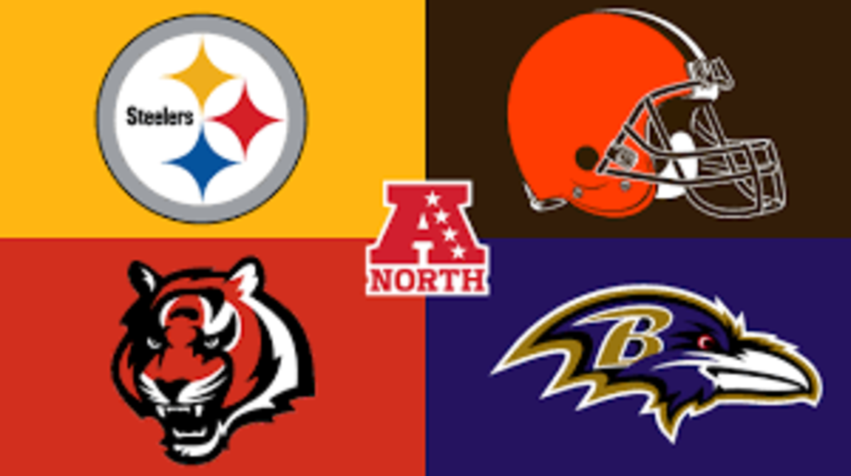 NFL Division Predictions