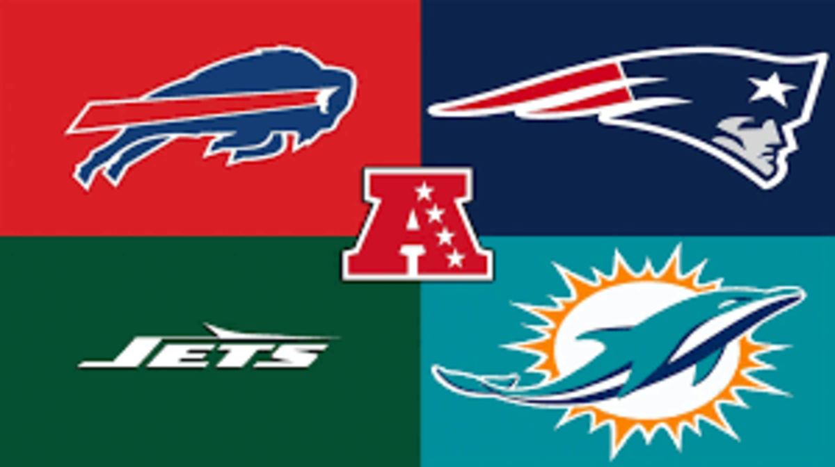 Last year the Patriots and Bills both made the playoffs while the Jets and Dolphins struggled. It is a whole new division with Brady leaving the division and a lot of Patriots opting out due to corona. Everyone else improved while the Pats didn't.