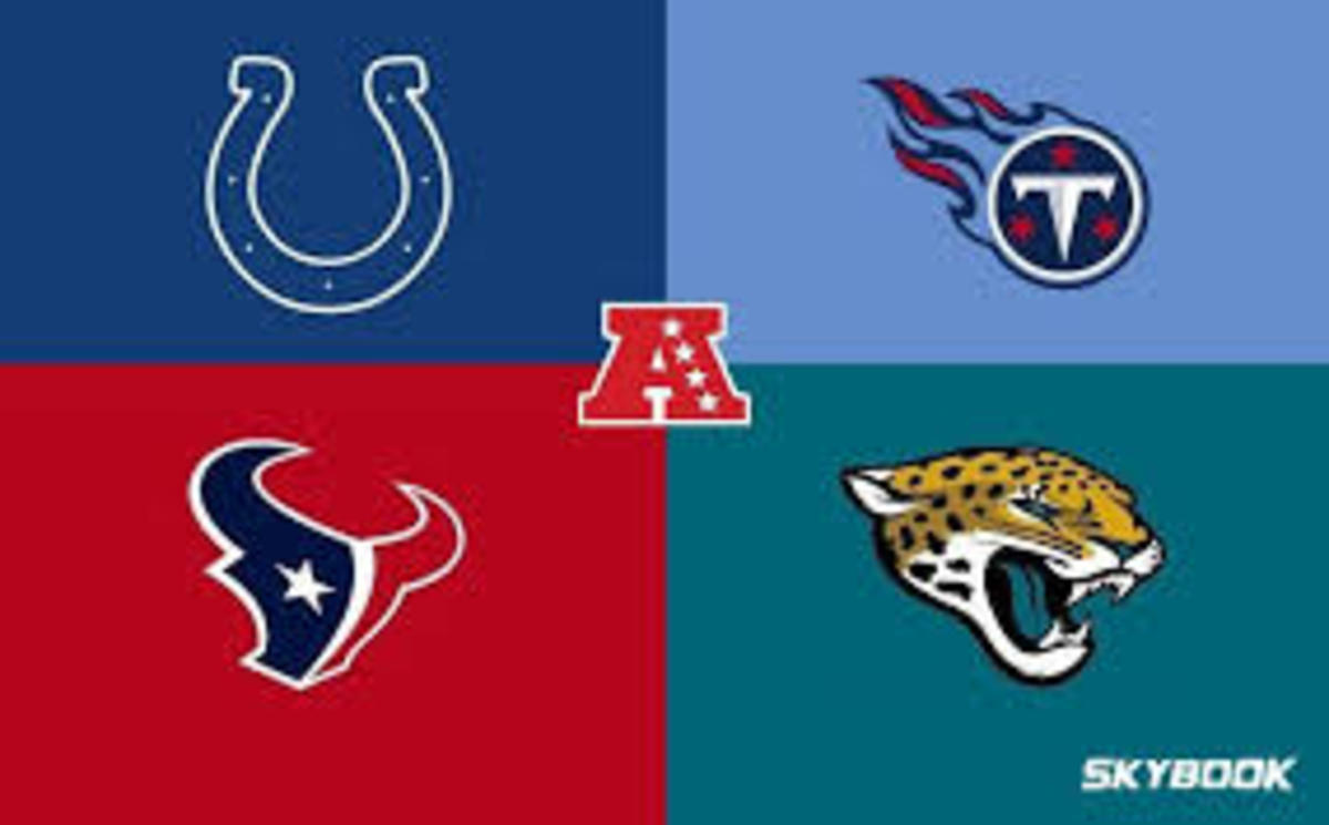 The Texans won the division last year while the Titans claimed  wild card spot and made a surprising run all the way to the AFC Championship led by Derrick Henry. The Colts struggled with their first post-Luck season and the Jaguars also struggled.
