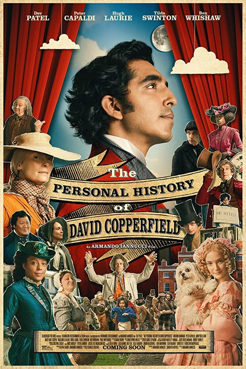 Life In Words And Visions: The Personal History Of David Copperfield