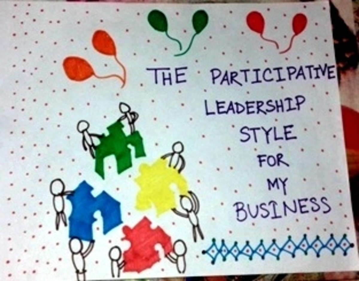 The Leadership Style of My Business (Participative Approach)