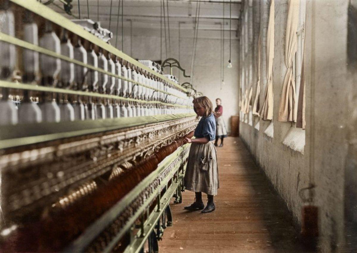 Lancaster Cotton Mill