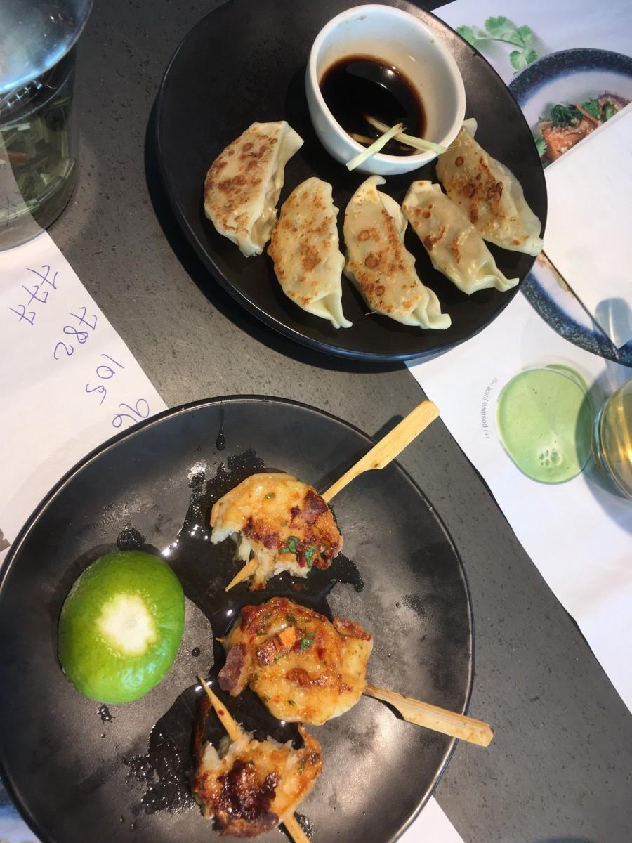 Dumplings in London