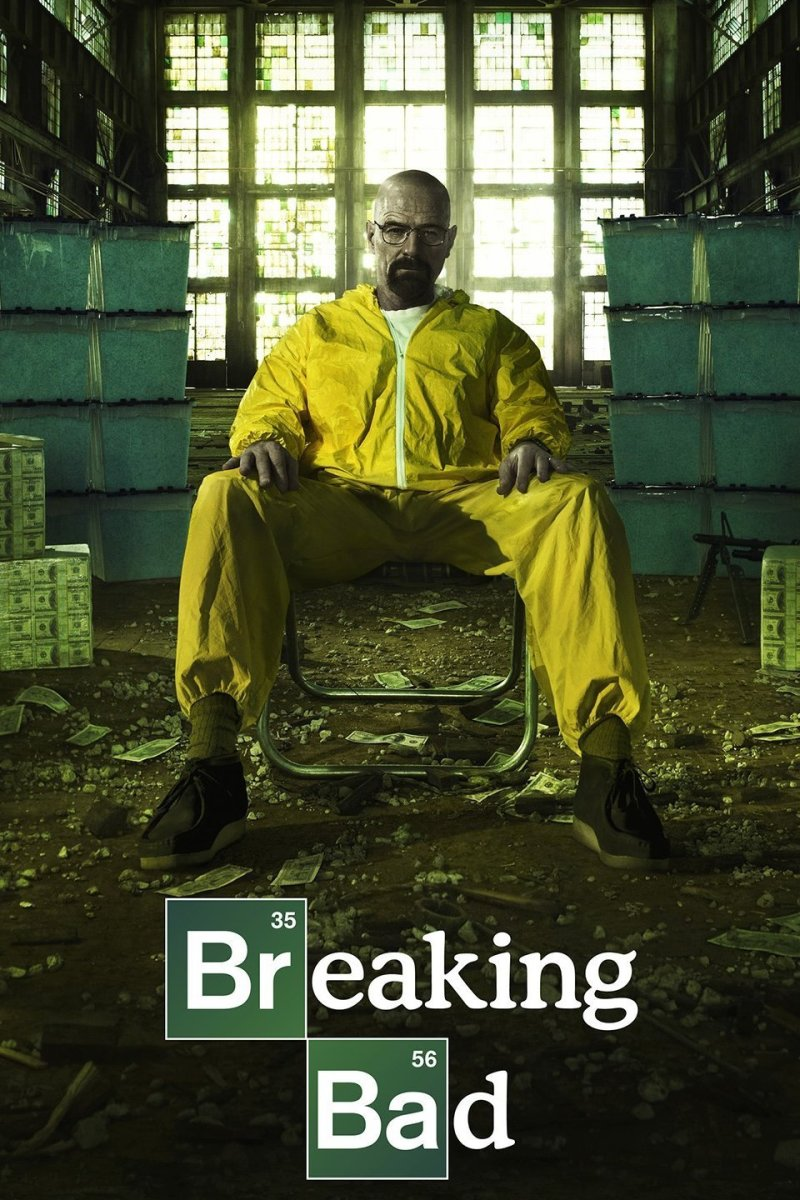 "8 Addictive TV Shows Like ""Breaking Bad"""