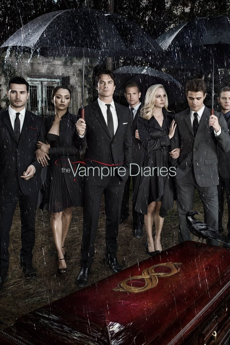 9 Addictive and Mysterious TV Shows Like 'The Vampire Diaries'