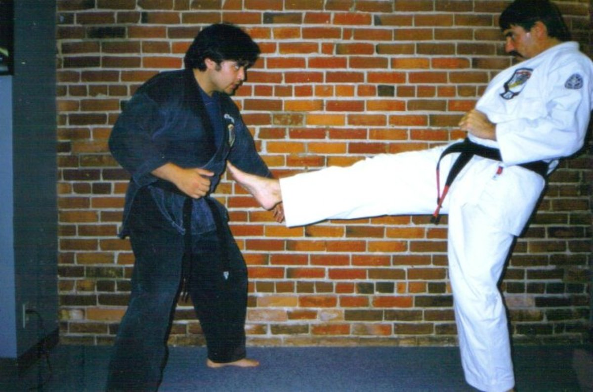 Delivering a technique at the proper angle is crucial for its effectiveness.