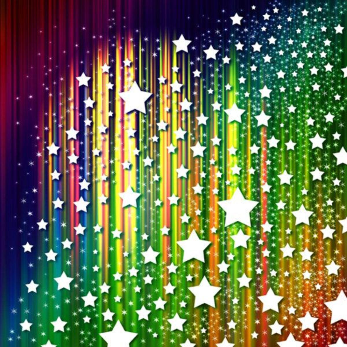 Spot Light Stars via freeimages.com