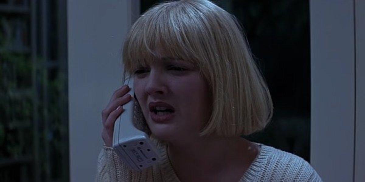 Drew Barrymore as Casey.