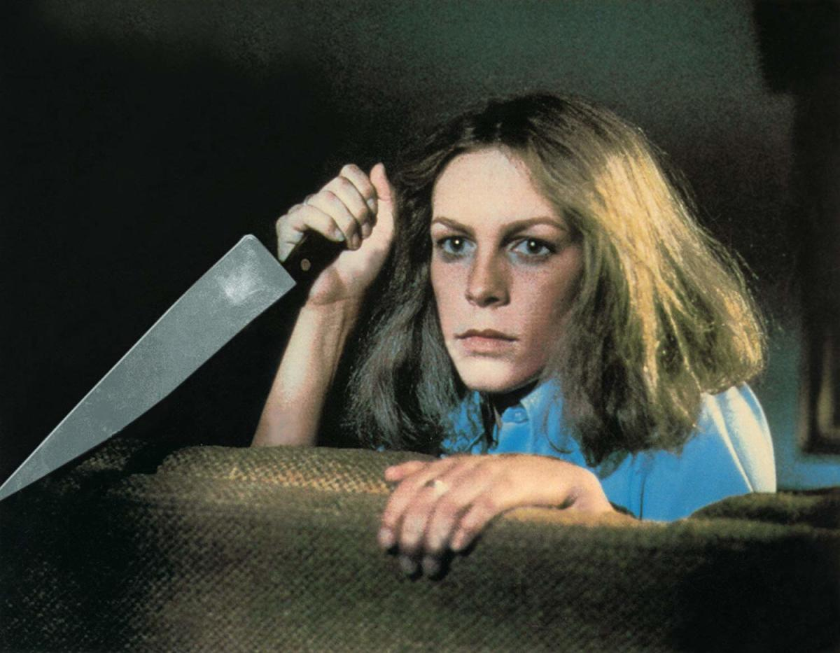 Despite the film being her big screen debut, Curtis feels like a real star as the film's scream queen - so much so that she found herself tied to the franchise years later.