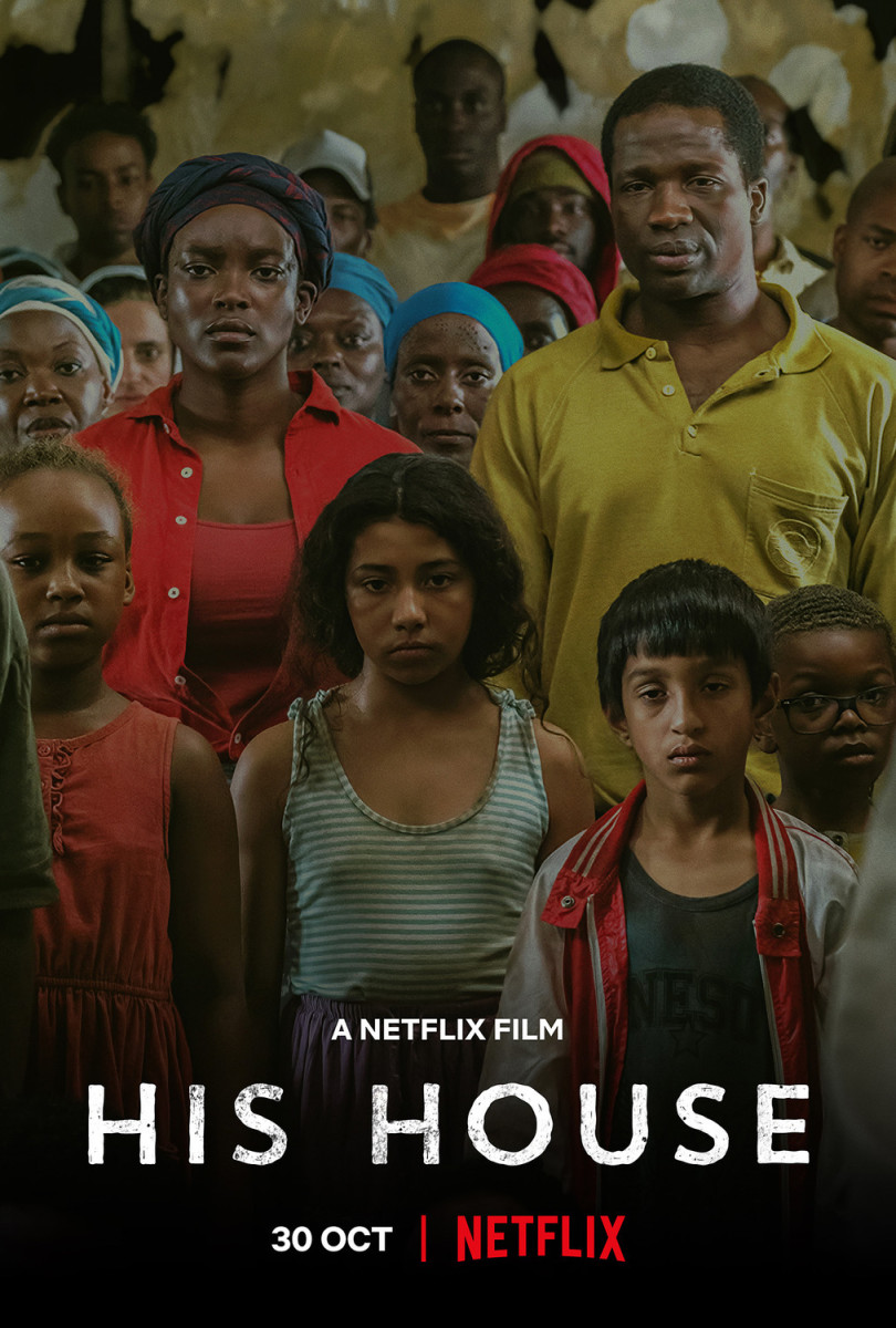 "Movie Review: ""His House"""