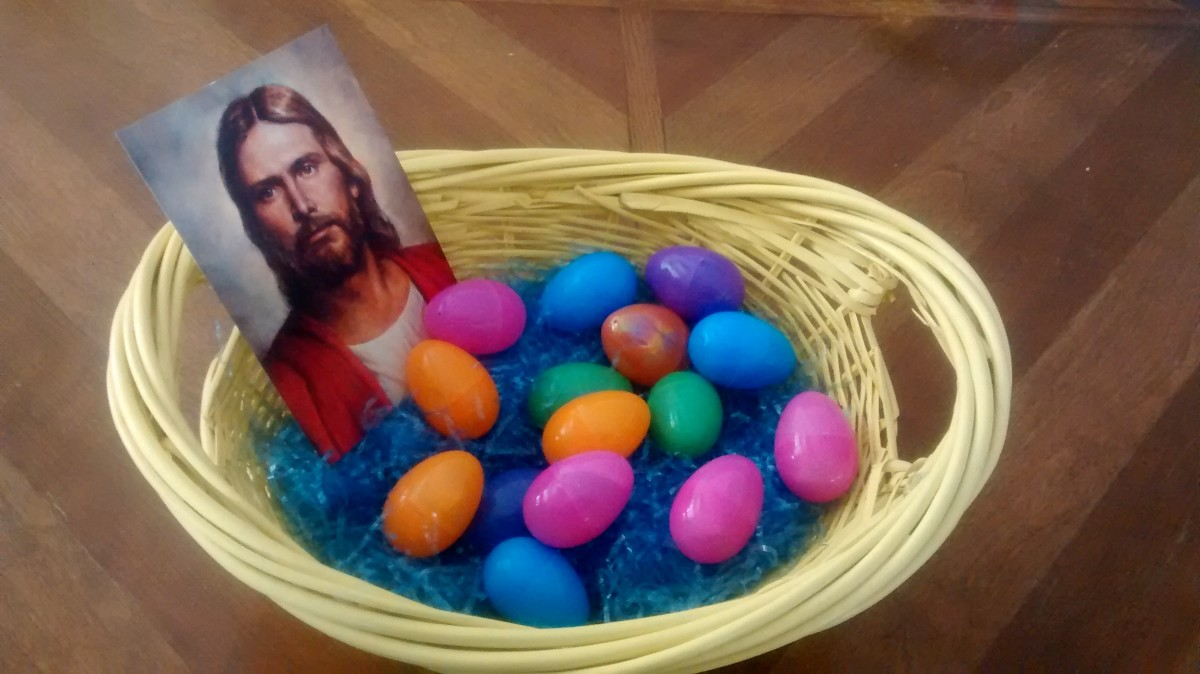 Fun, Christ-Centered Easter Egg Hunt