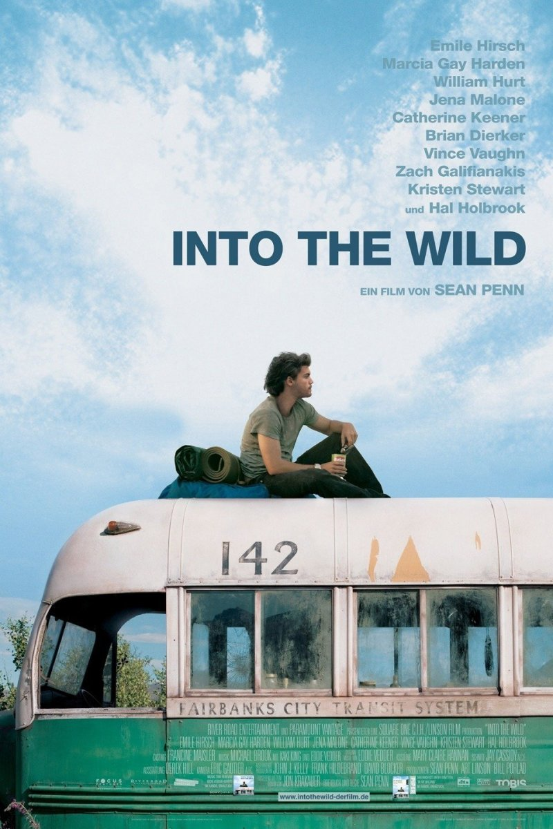 "11 Travel Movies Like ""Into the Wild"""