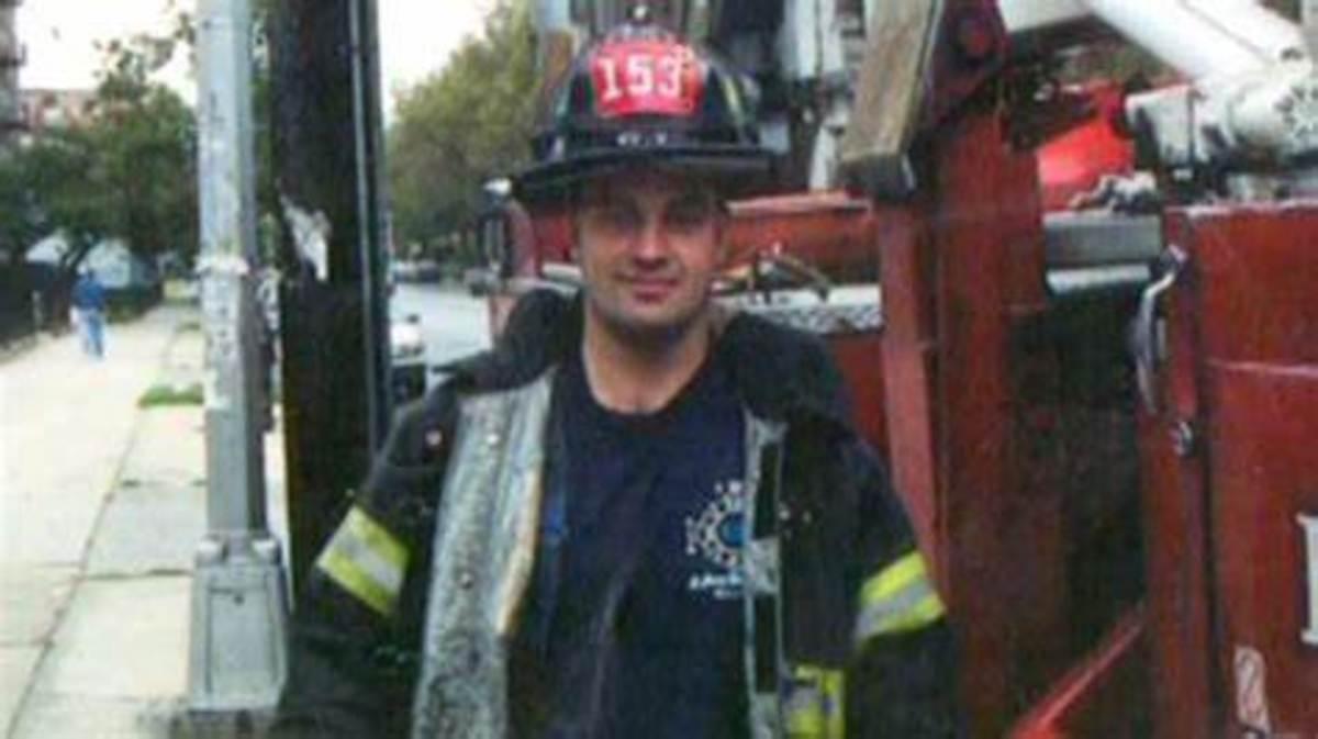 Firefighter Stephen Siller