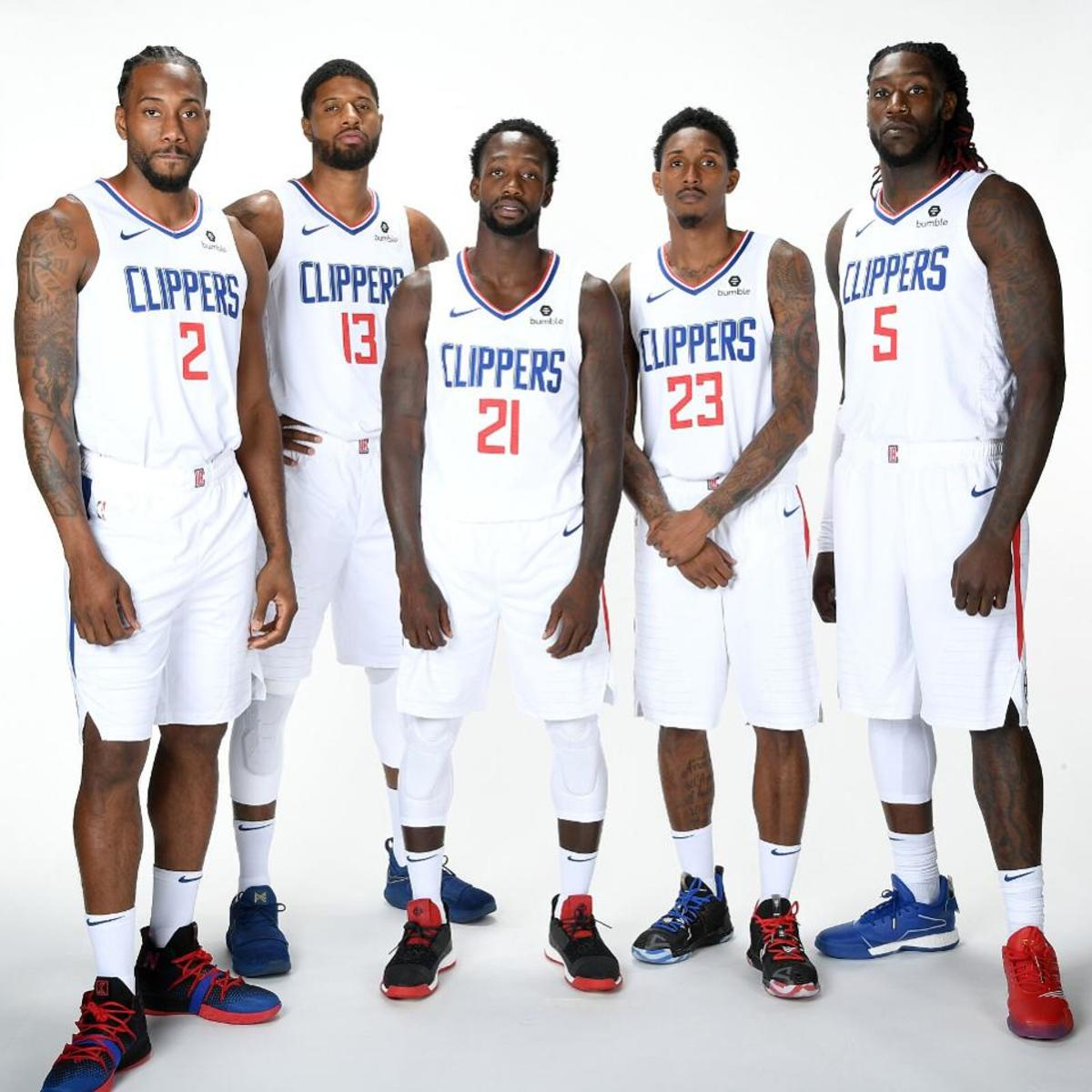 With the crazy offseason move made this past summer the Clippers are instant title contenders.