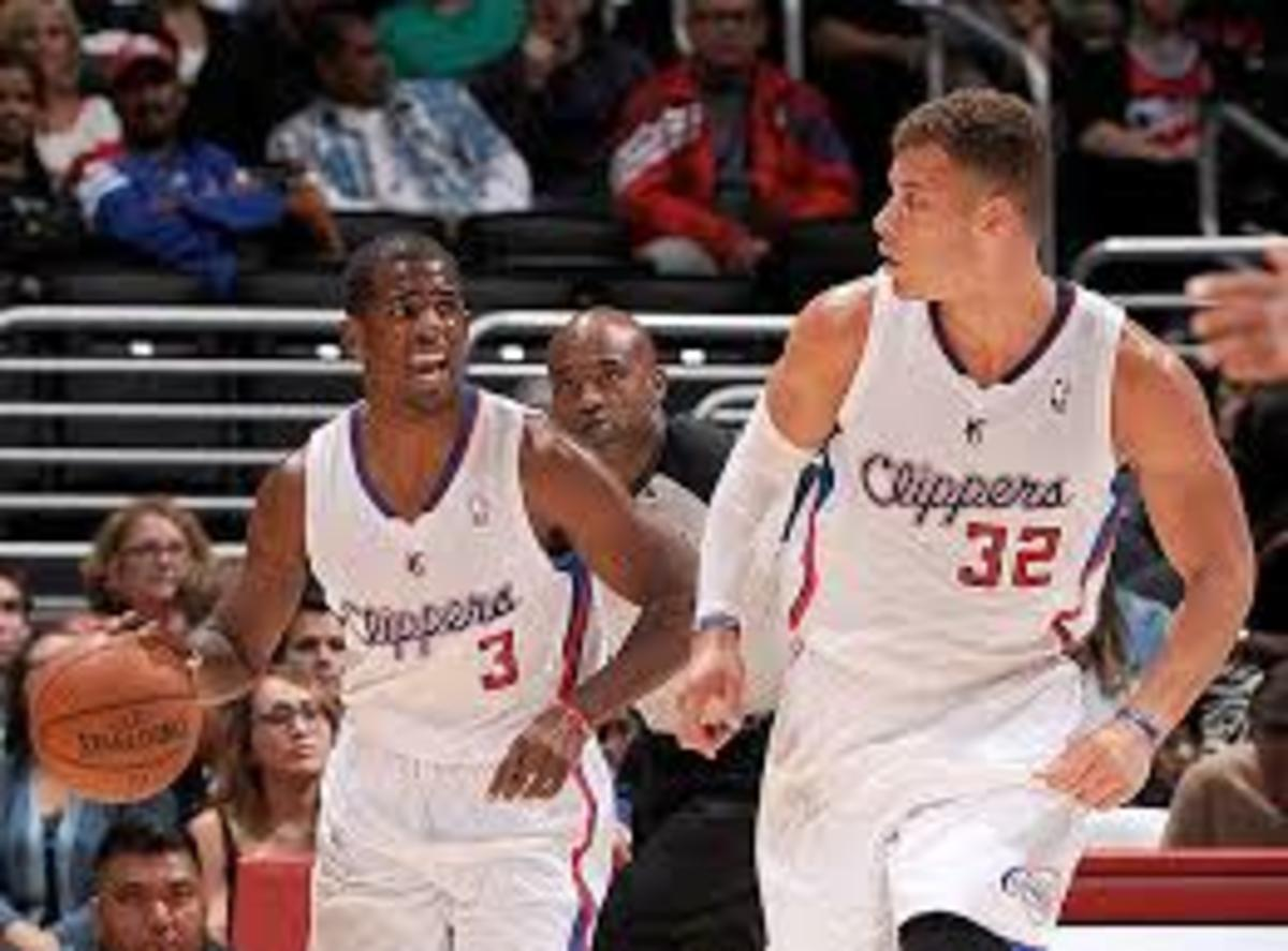 CP3 and Blake Griffin were the main players during the Lob City era for the Clippers.