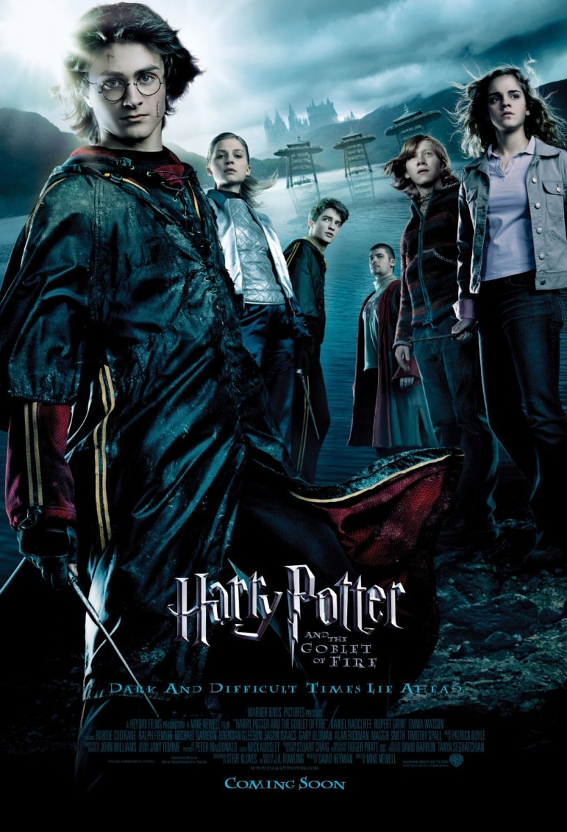 "Movie Review: ""Harry Potter and the Goblet of Fire"""