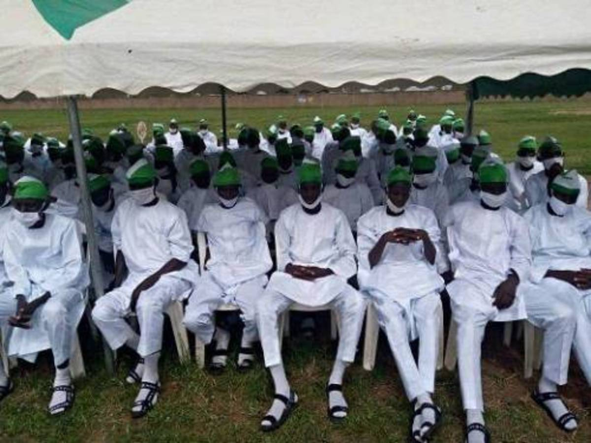 Yet another batch of ex-Boko Haram fighters graduate from Operation Safe Corridor