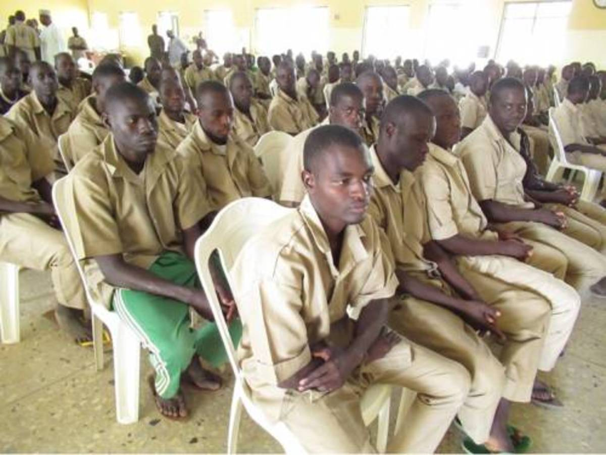Another batch of ex-Boko Haram fighters graduate from Operation Safe Corridor