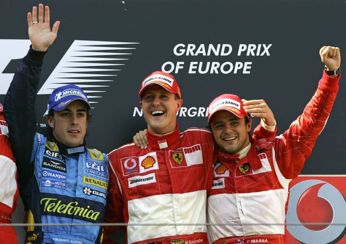 The 2006 European GP: Michael Schumacher's 86th Career Win