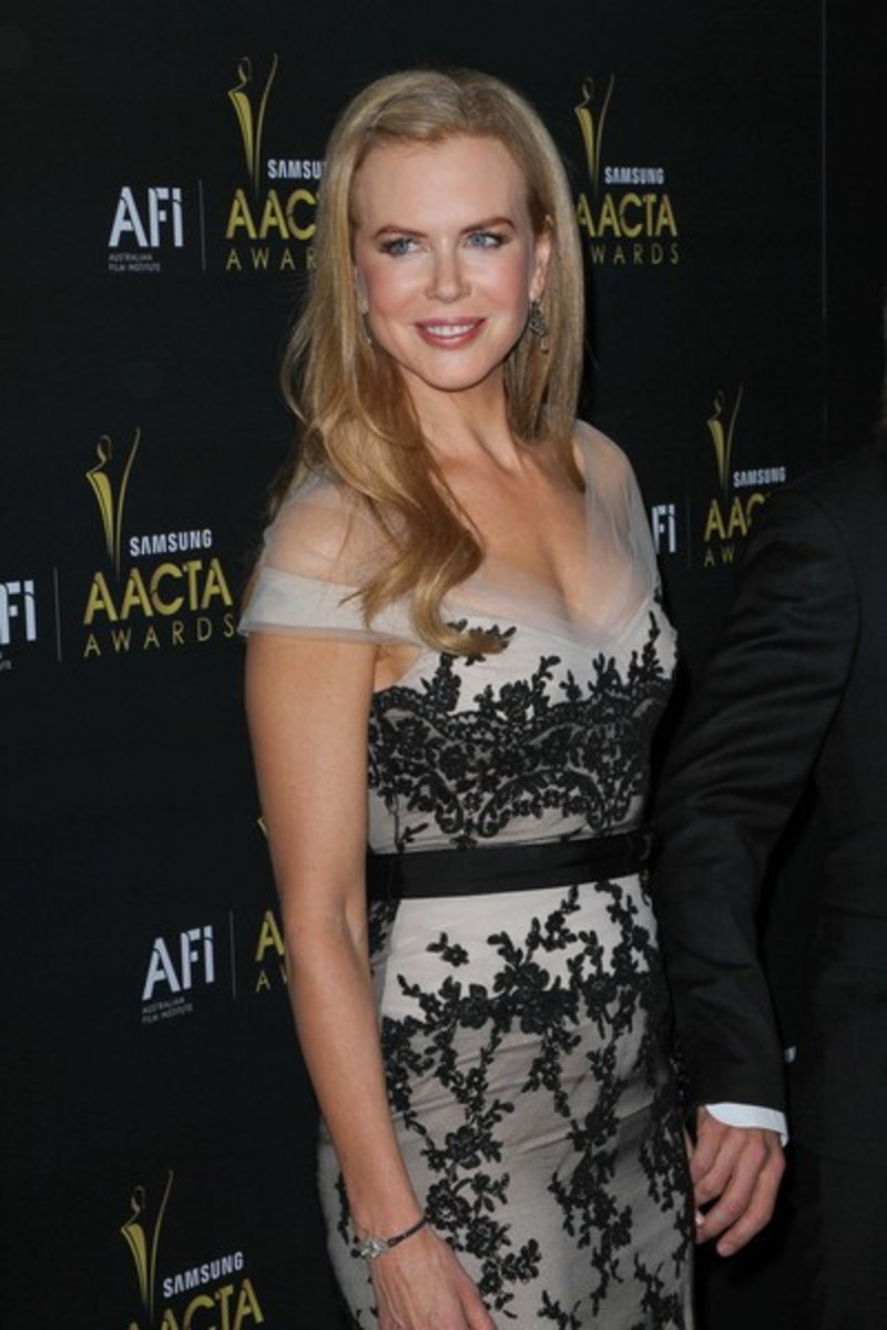 Nicole At ACTA awards.