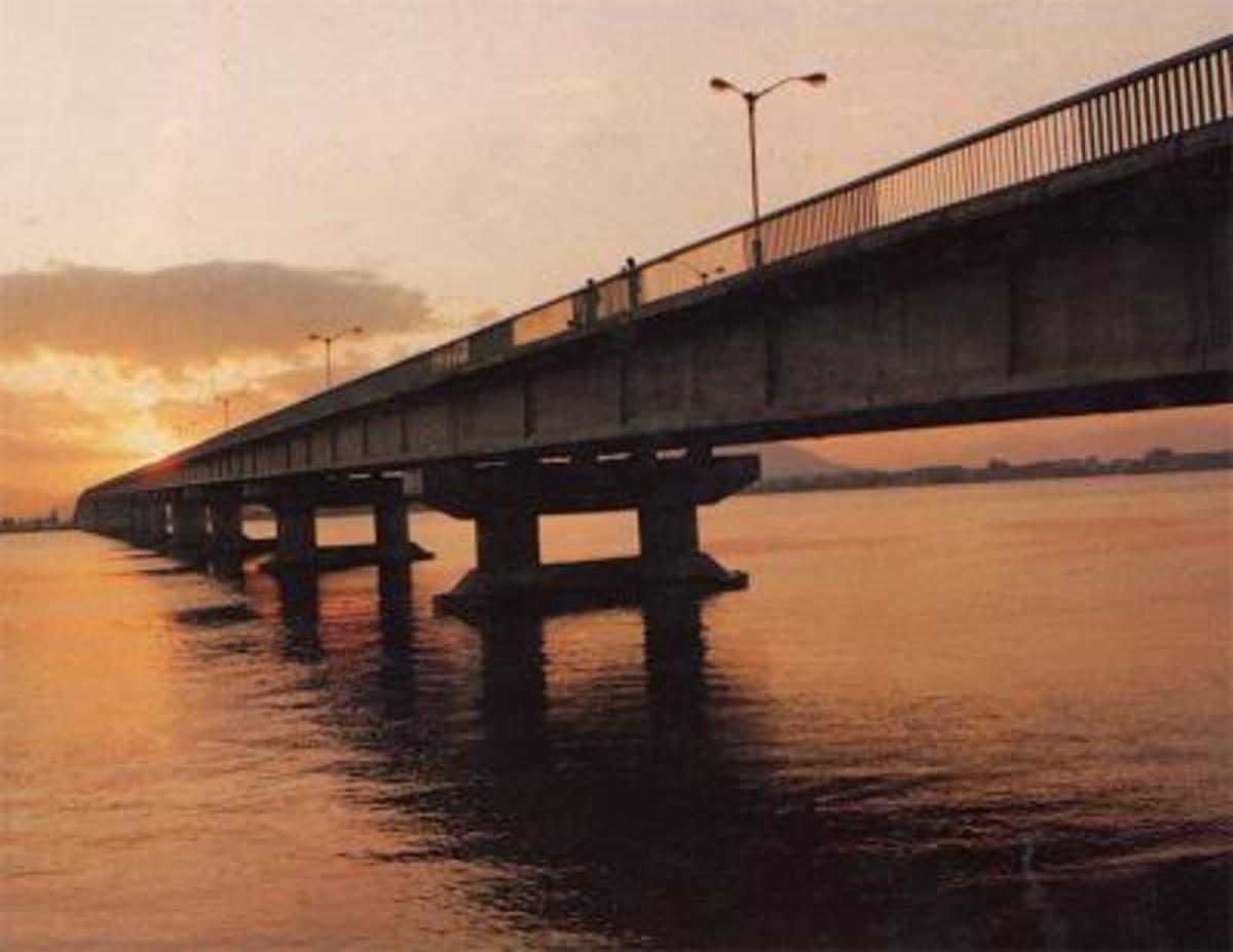 Feiyun River  Bridge, Zhejiang Province