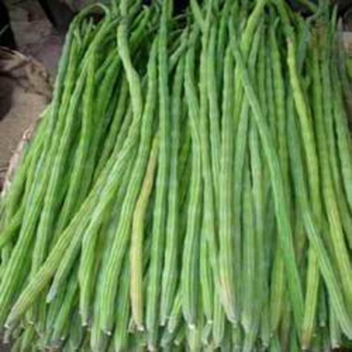Drum stick vegetable