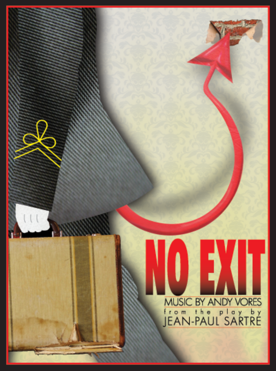 no exit sartre hell is No exit written by jean paul sartre comes to audiences in los angeles in a fully immersive way this halloween  no exit puts you in the middle of hell.