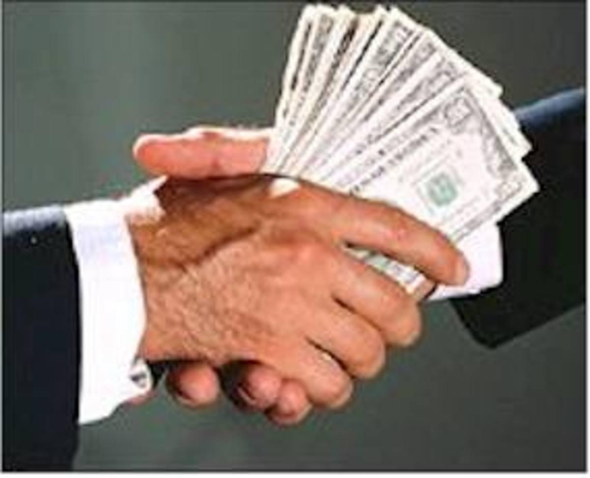 Political Corruption Negative Effects | RM.
