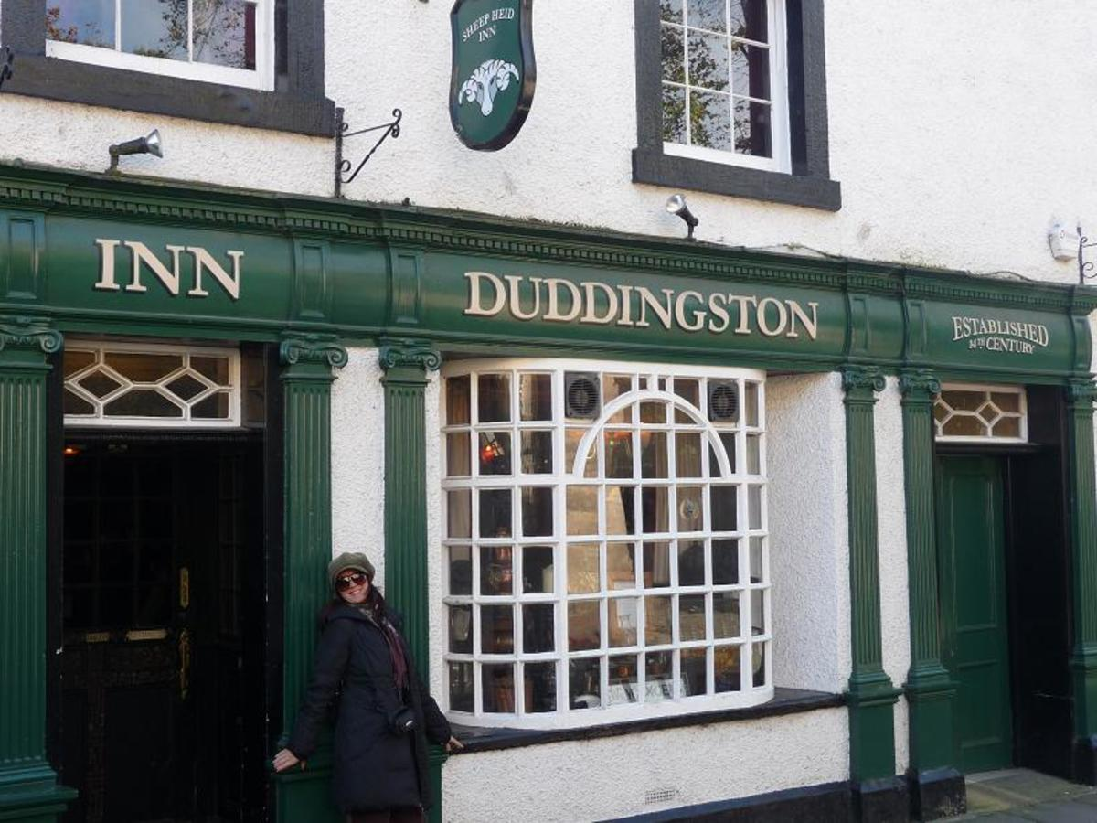 believed to be oldest pub in Scotland