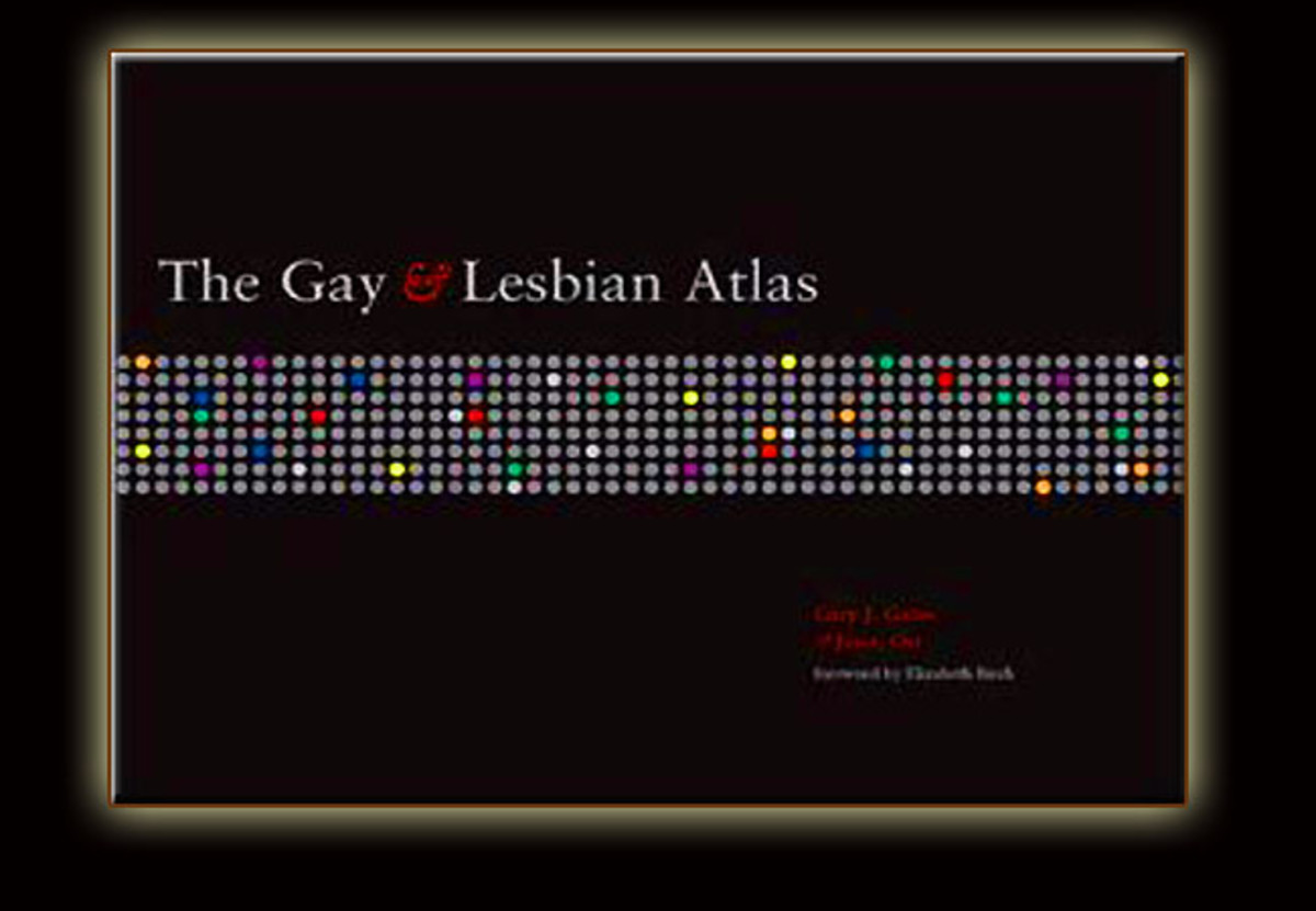 Gay and Lesbian Atlas