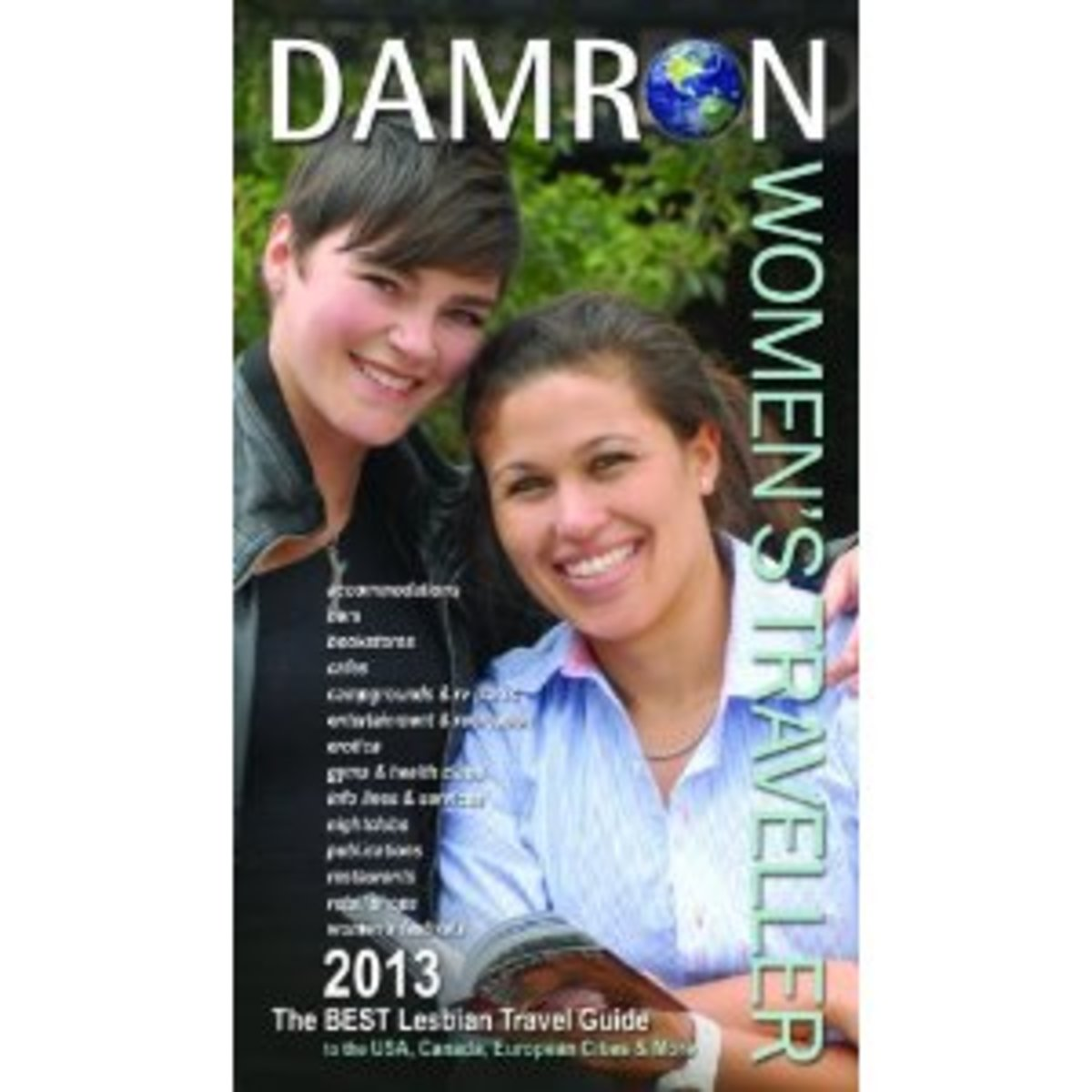 Damron Lesbian Travel Guide