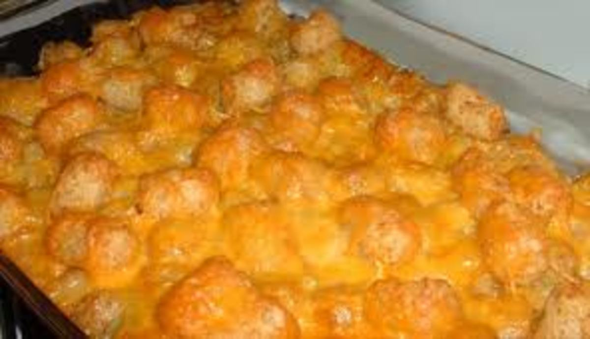 How to Make a Easy and Tasty Tater Tot Casserole With Hamburger Helper