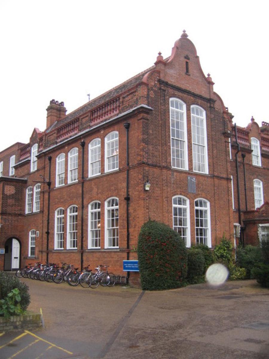 Margaret Wileman Building Hughes Hall, Wollaston Road, Cambridge