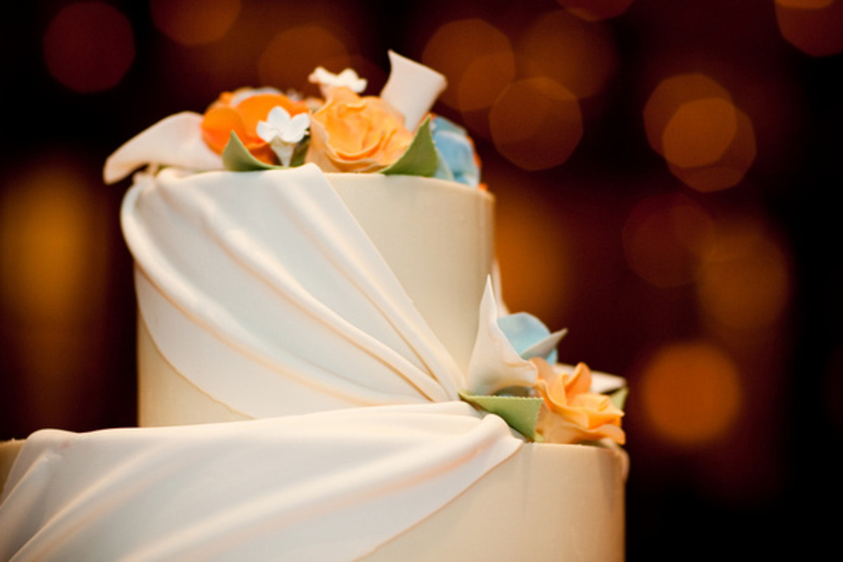 Recipe for a Gluten Free Wedding Cake