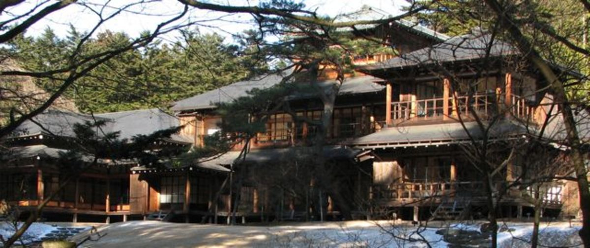 Nikko, Japan - Tamozawa Imperial Villa