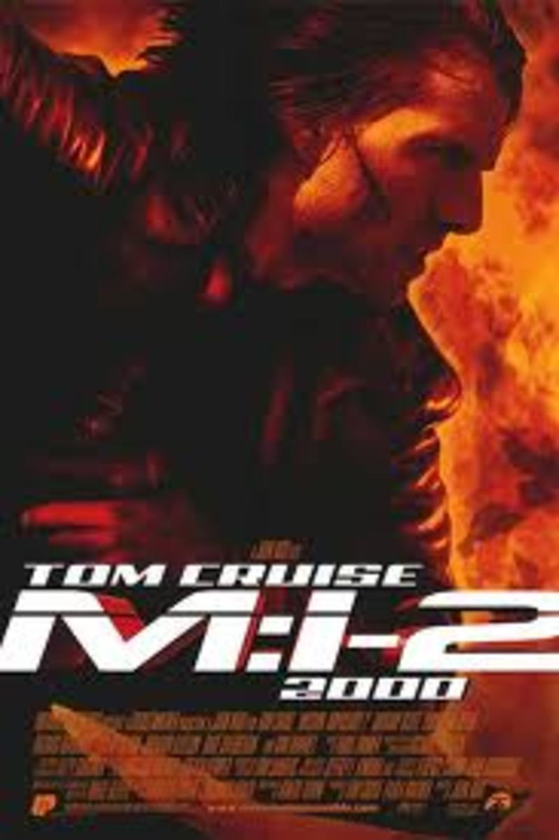 Mission Impossible 2 2001