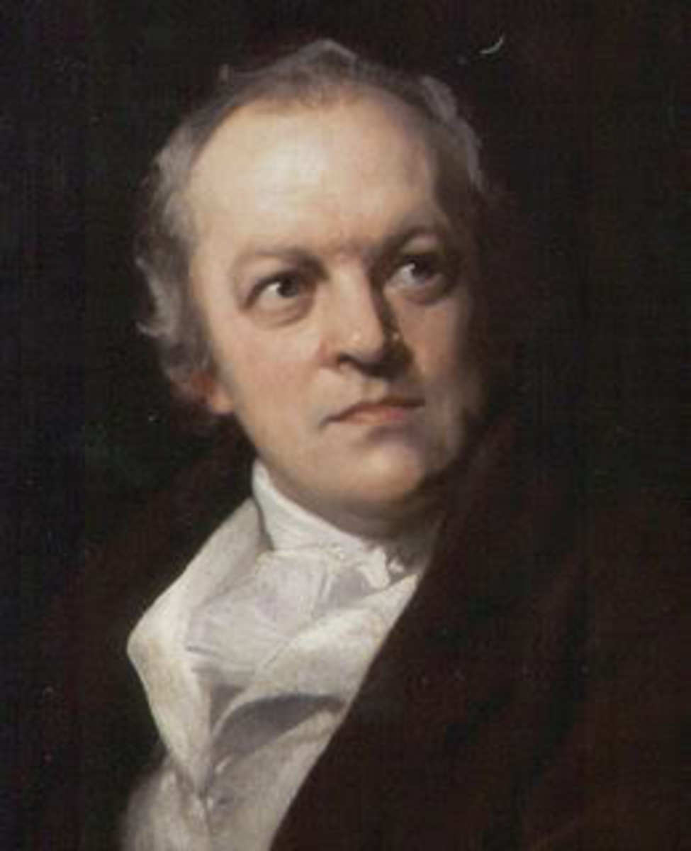William Blake - Romantic Era