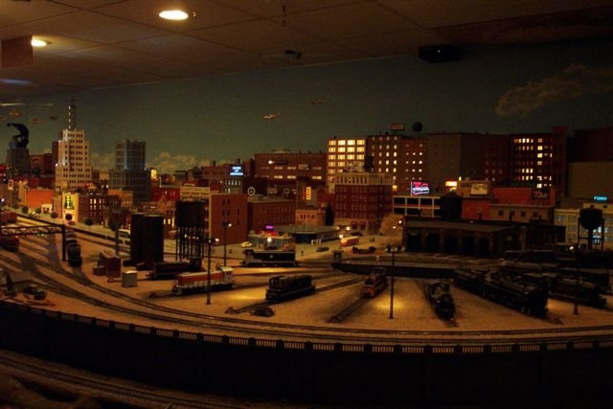Model Train Resource: Online Videos of Great HO-Scale Track Plans