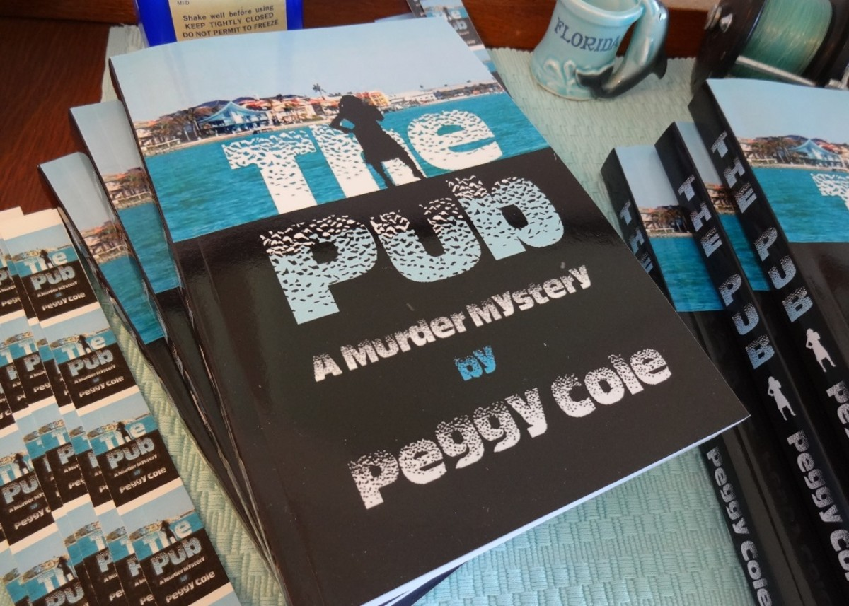 The Pub, A Murder Mystery Chapter 1