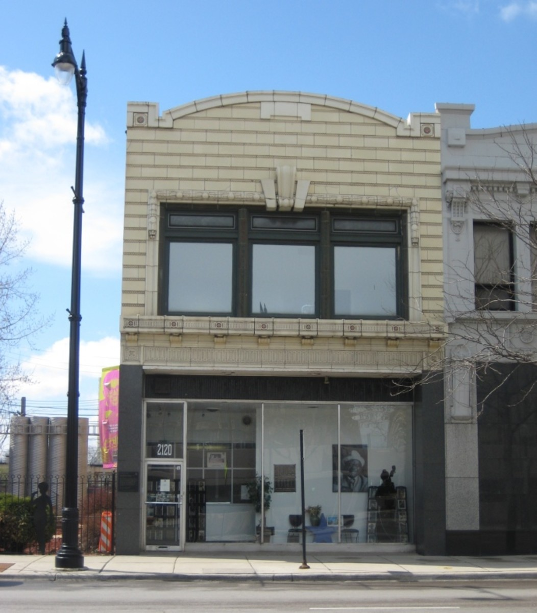 Chicago's Chess Records Studios at 2120 S. Michigan Avenue